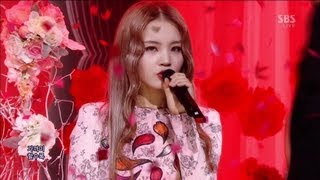 Скачать LEE HI ROSE 0407 SBS Inkigayo