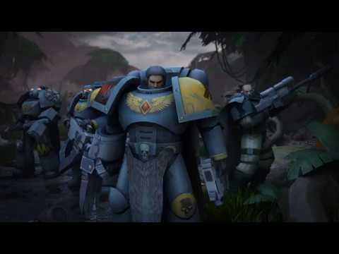Warhammer 40,000: Space Wolf - Трейлер раннего доступа
