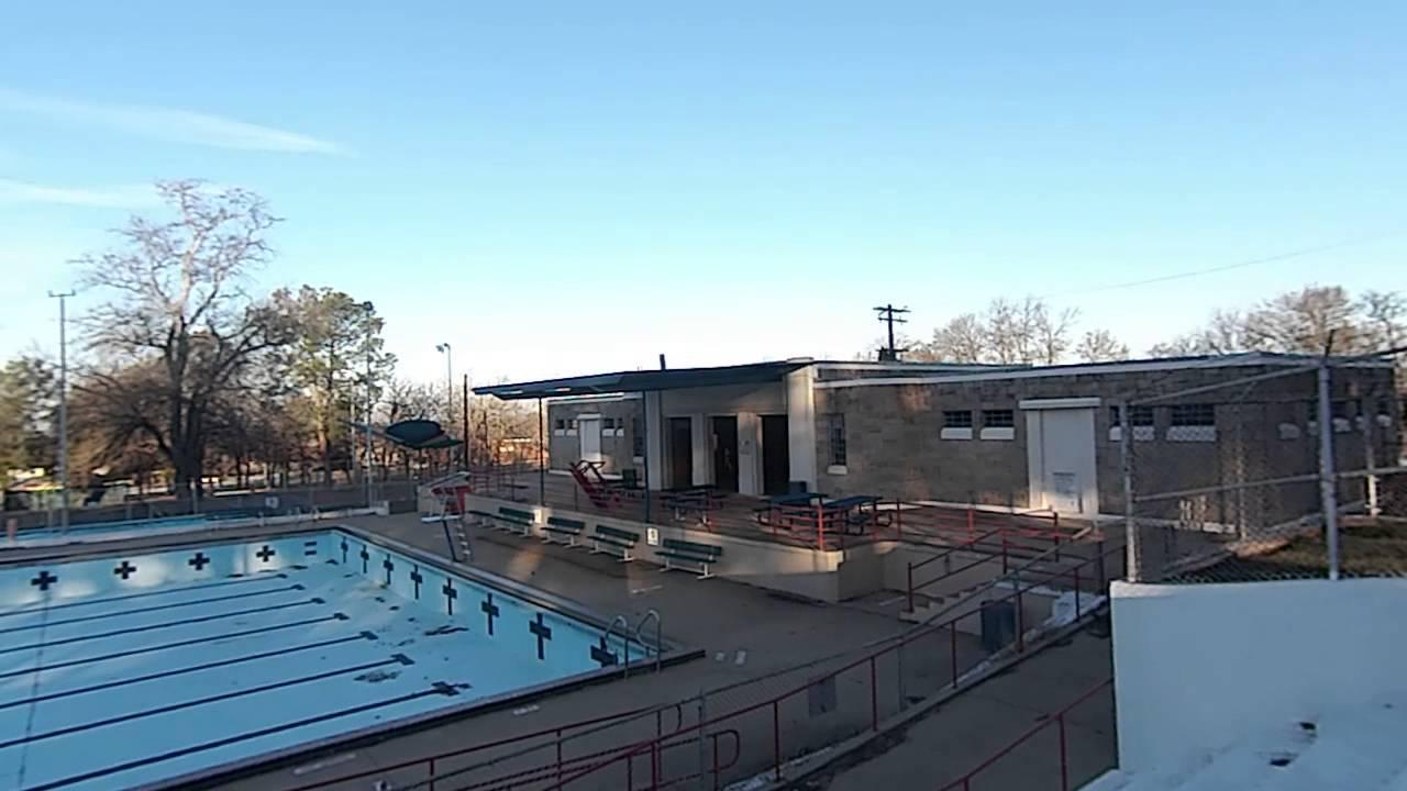Fun Forest Swimming Pool Tyler Texas Youtube