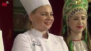 Открытие Фестиваля русской кухни и культуры в отеле «Юаньшань»