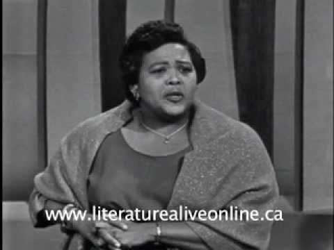"""Miss Lou"" - Hon. Louise Bennet Coverley - on folk songs"