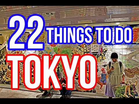 Thumbnail: 22 Things To Do in Tokyo, Japan (MUST SEE Attractions)