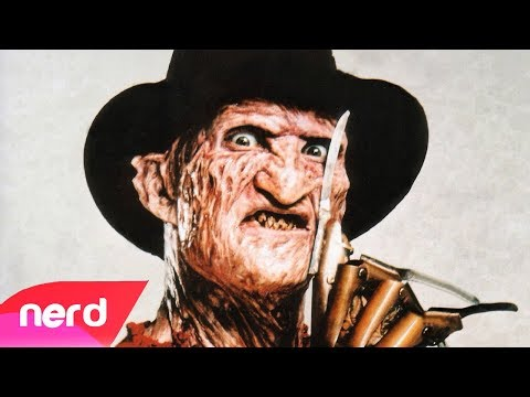 Freddy Krueger Song | A Living Nightmare | #12DaysOfNerdOut