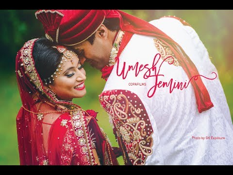 Umesh & Jemini  | Indian Wedding Trailer | Preston, Lancashire