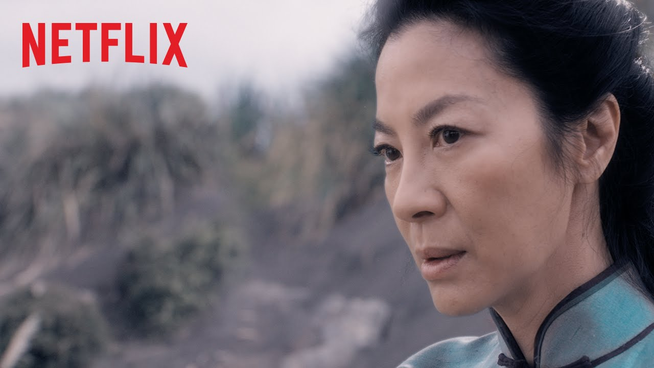 Crouching Tiger, Hidden Dragon: Sword of Destiny | Bande-annonce VF | Netflix France