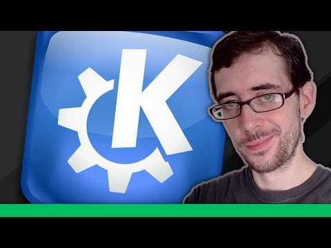 KDE - Linux Desktop Environment Review