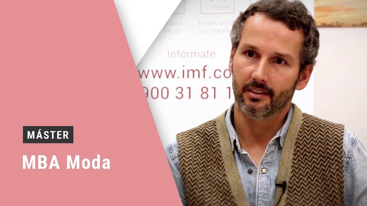 9bfac4a01cdd Master en Moda (MBA)