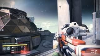 Destiny - Control Gameplay (Xbox One)