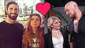 10 WWE Wrestlers You Didnt Know Were Dating! Secret Couples 2019