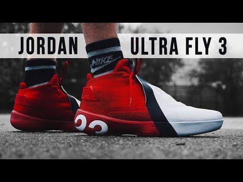 ВИДЕООБЗОР  JORDAN ULTRA FLY 3 - YouTube f46dc56c577