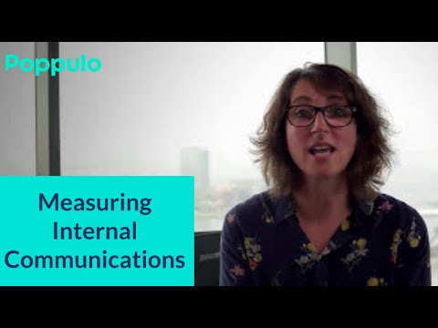 Internal Communication Measurement - Part Of Our Upcoming Whitepaper