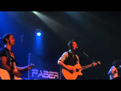 Faber Drive You and I Tonight Live Montreal 2012 HD 1080P