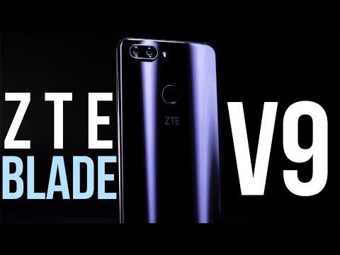 ZTE BLADE V9 REVIEW / EL GAMA MEDIA QUE LO TIENE TODO