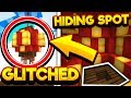 The *NEW* Glitched Hiding Spot In Bedwars! (IMPOSSIBLE!)