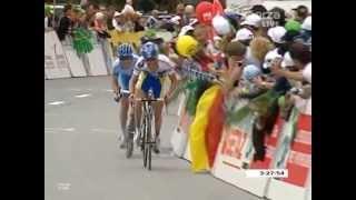 Tour de Romandie 2008 - Zinal