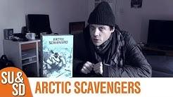 Arctic Scavengers - Shut Up & Sit Down Review