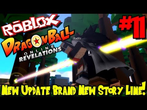 NEW UPDATE: BRAND NEW STORY LINE! | Roblox: Dragon Ball Online Revelations (Revamped) - Episode 11