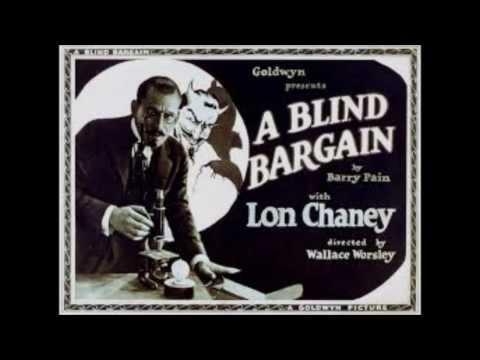 A BLIND BARGAIN -1922