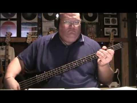 Pink Floyd Echoes Bass Cover