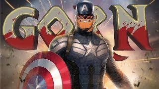 BECOME CAPTAIN AMERICA IN VIRTUAL REALITY!  | Gorn VR: Early Access (HTC Vive Gameplay)