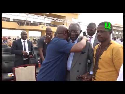 4th Republic @25: Akufo-Addo lauds Ghanaians for longevity of 4th Republic #UTVNEWS
