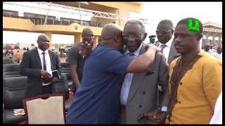 4th Republic @25: Akufo-Addo lauds Ghanaians for longevity of 4th Republic #UTVNEWS