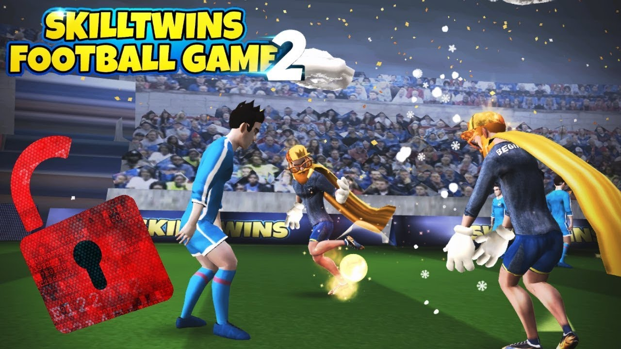 MOD TÉLÉCHARGER GAME SKILLTWINS APK 2 FOOTBALL