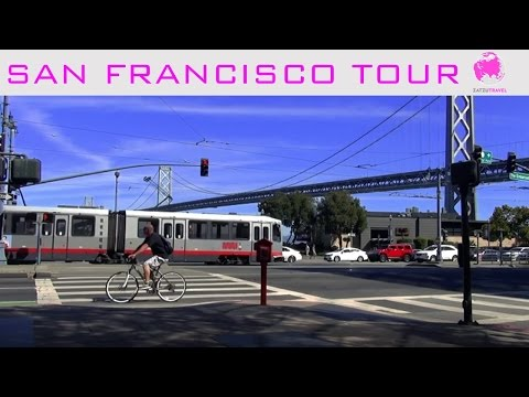 Cities of America; San Francisco Tour