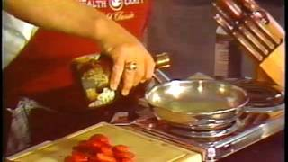 Chocolate & Strawberry Flambe - Healthy Cooking with Jack Harris, Kim Goddard & Charles Knight Video