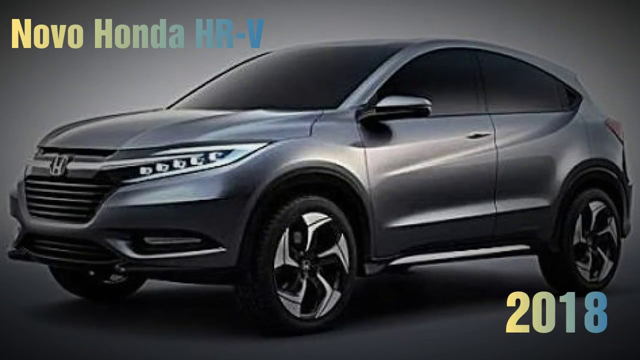 2018 honda hr v turbo. Plain Turbo Novo Honda HRV 2018 And Honda Hr V Turbo