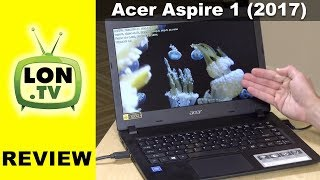 Acer Aspire 1 Budget Laptop Review: $220 14 inch 1080p, N3450 processor A114-31-C4HH