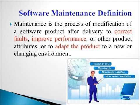 Software Maintenance and Reengineering - YouTube