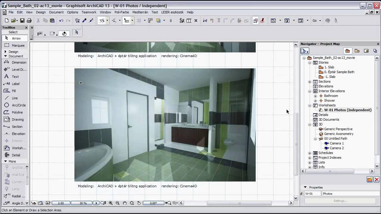 éptár] Tiling application - YouTube