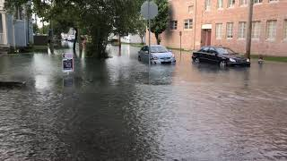 Streets flood in Uptown New Orleans after water main breaks