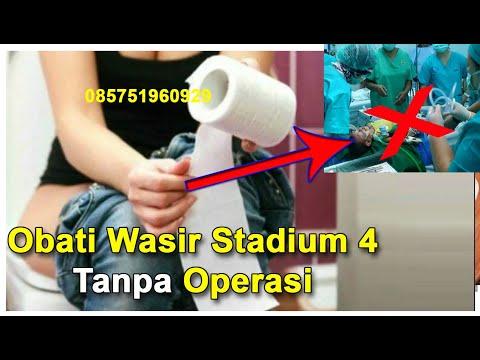 Cara Mengobati Ambeien Yg Sudah Parah Stadium 3 Tanpa Operasi HUBUNGI MELALUI TLP/WHATSAPP : TELKOMSEL....