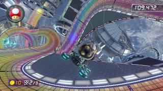 Rainbow Road - 1:59.371 - ALG★4★LIFE (Mario Kart 8 World Record)
