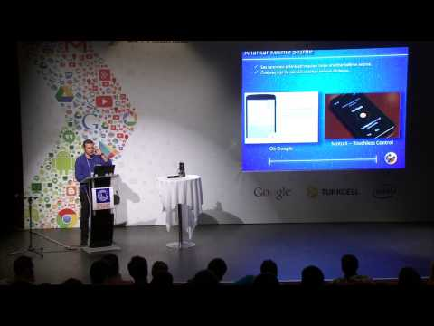 Can Çiloğlu - Create your own Smart Gadgets with Mobile Technologies