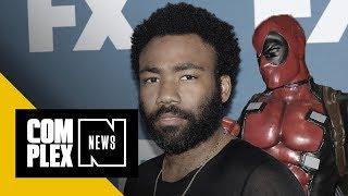 Donald Glover Drops Hilarious 'Deadpool' Script After FX Pulls Plug on Series