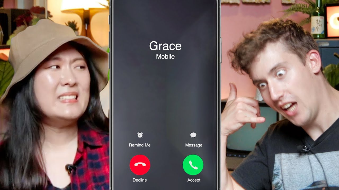 Can Editor Grace Handle Ollie's Korean!?!