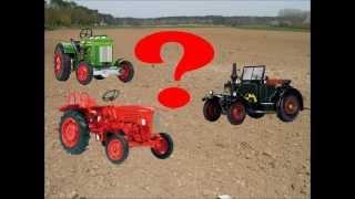 Traktorlied, Traktorsong: Wann kriegen wir endlich einen Traktor? Parodie by Festus