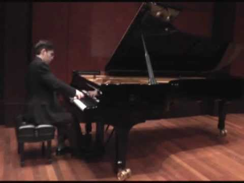 Edward Neeman plays Bach Partita No. 5 in G major, BWV 829