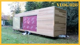 Biggest Tiny House In Belgium | Vlog 28