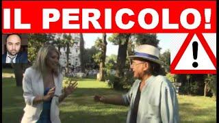 IL PERICOLOSO GESTO DI AL BANO - ECCO COS'HA FATTO...