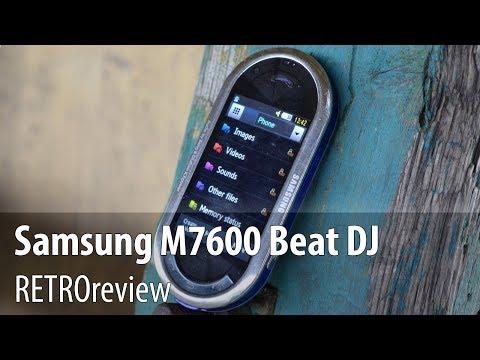 RETROreview Samsung M7600 Beat DJ (Telefon Samsung cu funcții muzicale/ DJ)