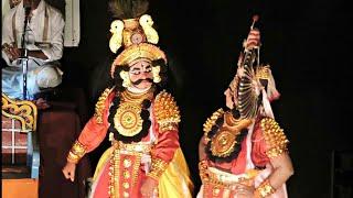 Yakshagana 2017, vidyadhara Jalavalli-Arjuna-ಹುಡುಗ ನೀನು..., Kadabal Uday-Sudhanva, ಜನ್ಸಾಲೆ-ಪದ್ಯ (HD)