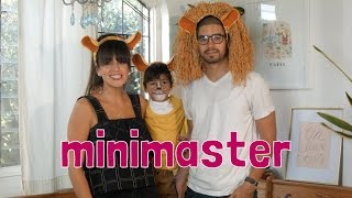 Minimaster: DIY Halloween Costumes Inspired by Live Events