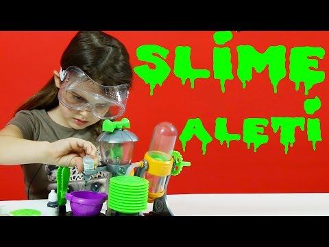 slime nasıl yapılır  slime fabrikası  evciliktv