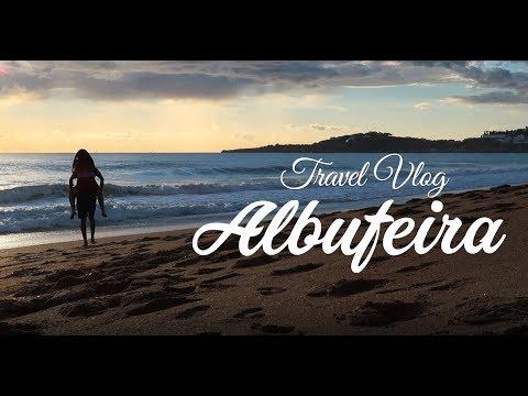 Travel Vlog   Albufeira 2016