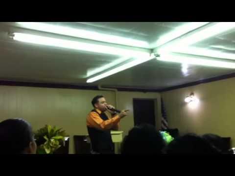 Evangelista Jaime Sanchez iglesia vida nueva en Cristo