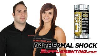 cellucor d4 thermal shock reviews supplementing com